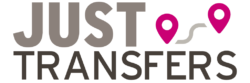 JustTransfers Logo